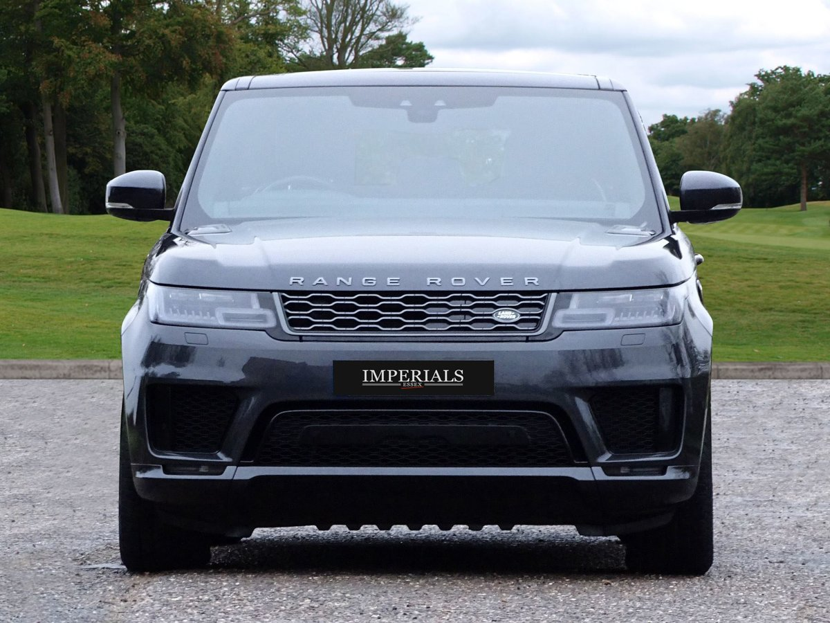 2018 Land Rover  RANGE ROVER SPORT  P400e HYBRID HSE DYNAMIC AUTO For Sale (picture 9 of 18)