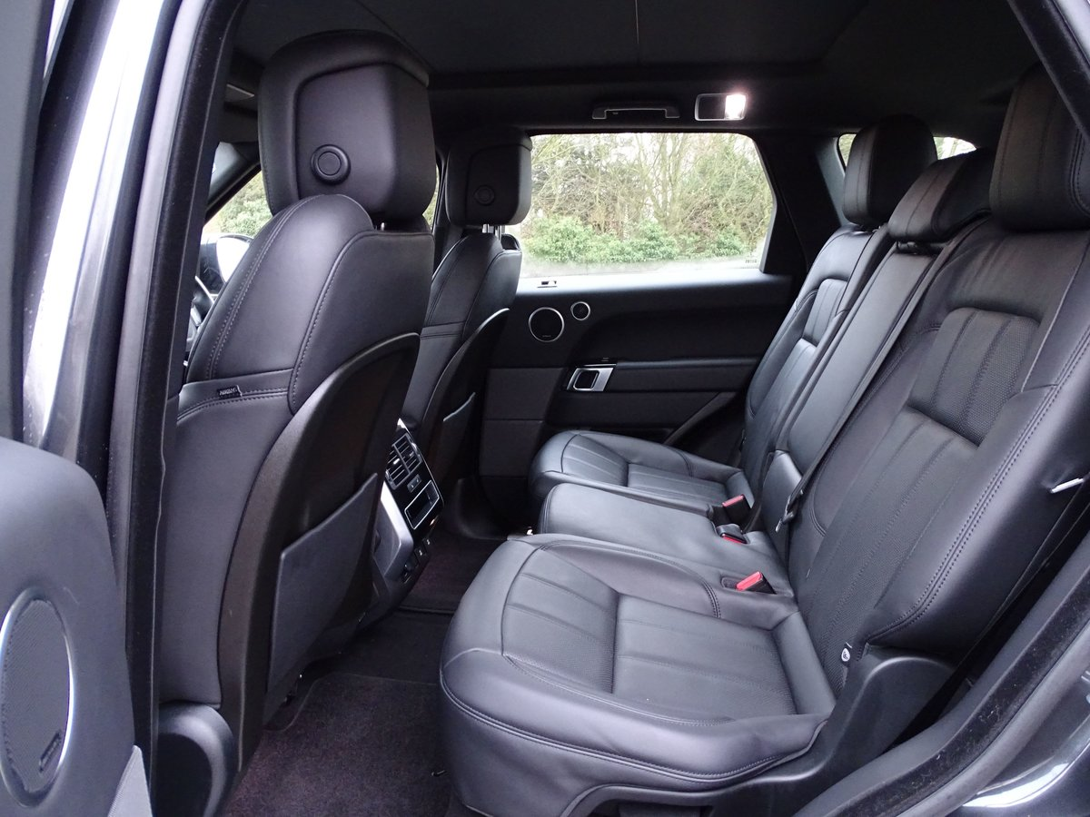 2018 Land Rover  RANGE ROVER SPORT  P400e HYBRID HSE DYNAMIC AUTO For Sale (picture 12 of 18)