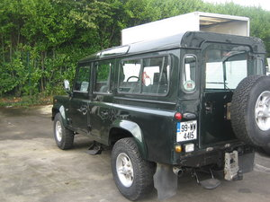 1999 land rover defender td5 For Sale