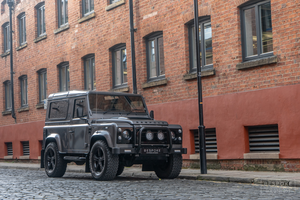 2015 Bespoke Land Rover Defender 90 XS Station Wagon For Sale