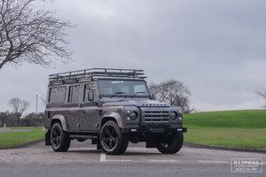 2015 Bespoke Land Rover Defender 110 XS Station Wagon
