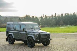 2013 Bespoke Land Rover Defender 110XS Utility NO VAT For Sale