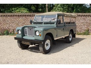 1981 Land Rover 109 PICK-UP LHD Diesel For Sale