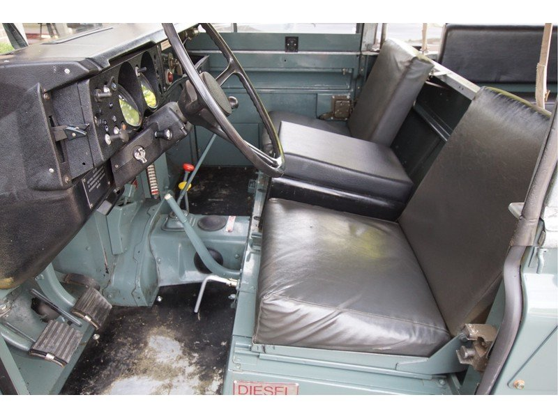 1981 Land Rover 109 PICK-UP LHD Diesel For Sale (picture 3 of 6)