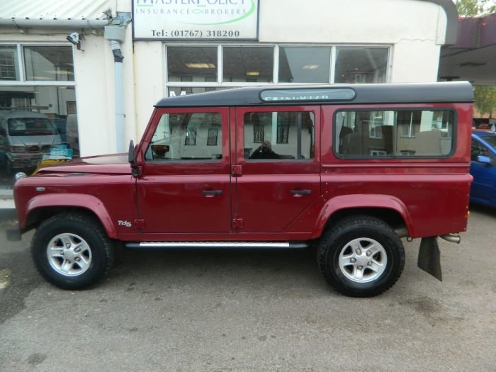 2004 2003/53 LANDROVER DEFENDER TD5 LWB 2.5D 9 SEATER XS 118835ML For Sale (picture 2 of 6)