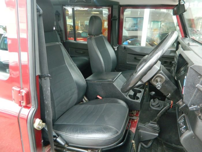 2004 2003/53 LANDROVER DEFENDER TD5 LWB 2.5D 9 SEATER XS 118835ML For Sale (picture 3 of 6)