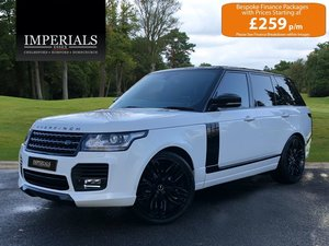 2014 Land Rover  RANGE ROVER  3.0 TDV6 VOGUE SE WITH OVERFINCH ST For Sale