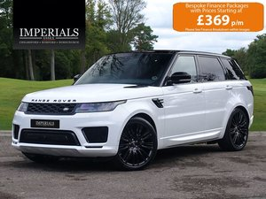 Land Rover  RANGE ROVER SPORT  3.0 SDV6 HSE 2018 MODEL VAT Q For Sale