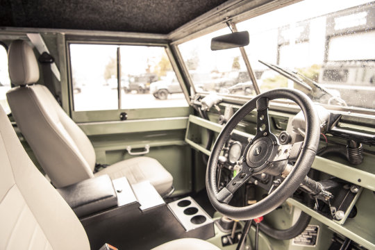 1959 LAND ROVER SERIES 2A 88 For Sale (picture 2 of 6)