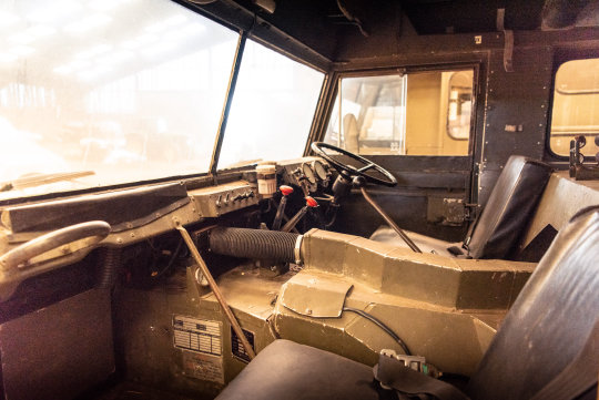 1983 LAND ROVER 101 FORWARD CONTROL AMBULANCE For Sale (picture 2 of 6)