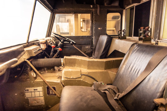 1983 LAND ROVER 101 FORWARD CONTROL AMBULANCE For Sale (picture 6 of 6)