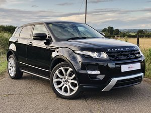 2014 Range Rover Evoque 2.2 SD4 Dynamic LUX with Pan Roof For Sale