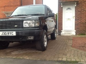 1998 Range Rover p38 4.0 v8 lpg