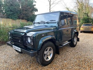2014/64 DEFENDER 90 2.2TDCi XS HARDTOP WITH UPGRADES For Sale