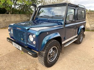 Picture of lovely 1998 Defender 90 50th anniversary 4.0V8 auto + LPG SOLD