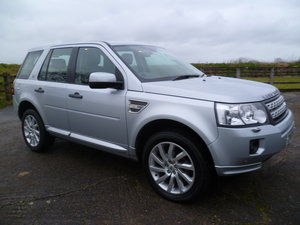 2010 freelander 2 SD4 HSE Auto For Sale