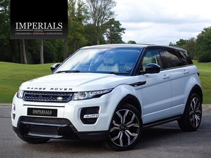 Land Rover  RANGE ROVER EVOQUE  2.2 SD4 AUTOBIOGRAPHY 5 DOOR