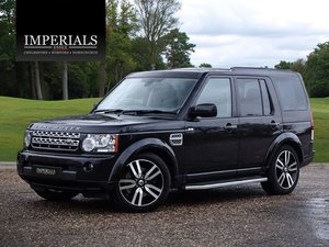 Land Rover  DISCOVERY  4 3.0 SDV6 HSE 7 SEATER 8 SPEED AUTO