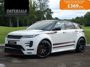 2019 Land Rover  RANGE ROVER EVOQUE  2.0 R-DYNAMIC S 2020 MODEL W For Sale