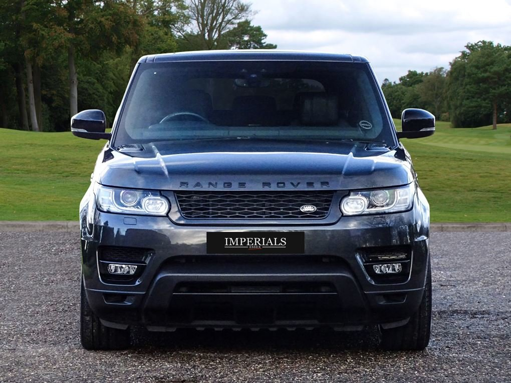 2017 Land Rover  RANGE ROVER SPORT  3.0 SDV6 HSE EU6 8 SPEED AUTO For Sale (picture 10 of 24)