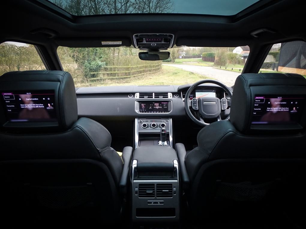 2017 Land Rover  RANGE ROVER SPORT  3.0 SDV6 HSE EU6 8 SPEED AUTO For Sale (picture 15 of 24)