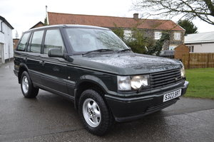 1999 Range Rover P38 - 2.5D SE For Sale