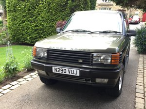1995 Range Rover P38 4.6 HSE V8 Auto For Sale