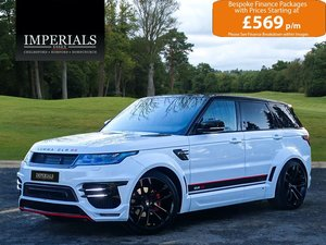 2019 Land Rover  RANGE ROVER SPORT  3.0 SDV6 HSE WITH FULL LUMMA  For Sale