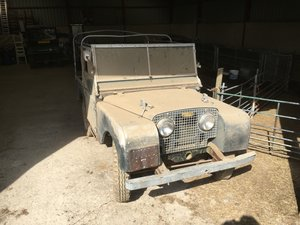 1950 Land Rover Series One