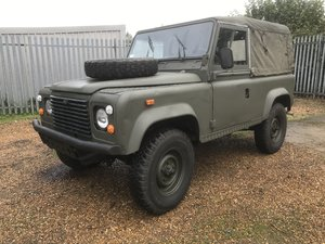 1987 Land Rover Defender 90 Soft top. For Sale