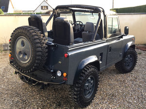 1989 Land Rover 90 (Defender), LHD, Fully US Exportable For Sale