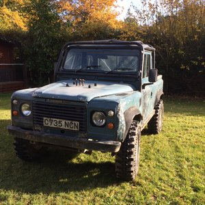 1986 90 on galvanised chassis, great on & off road For Sale