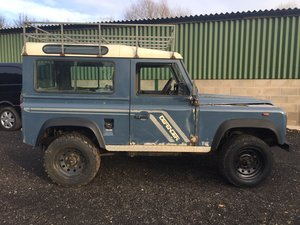 1992 Land Rover 90 defender 200tdi county USA export