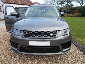 2018 Land Rover – Range Rover Sport