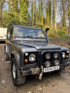 1988  Land Rover 90 County