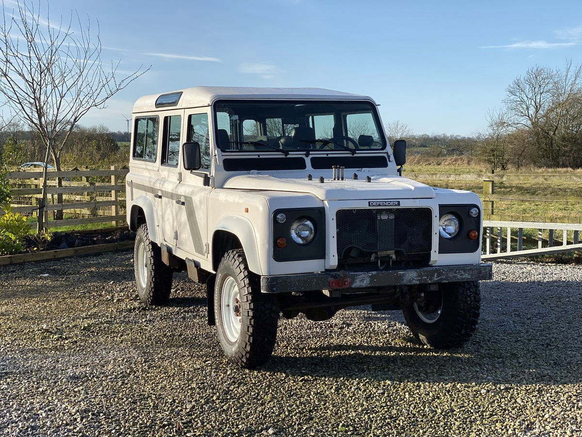 1996 Defender 110 3.5 V8 Left Hand Drive - LOW MILEAGE For Sale (picture 1 of 6)