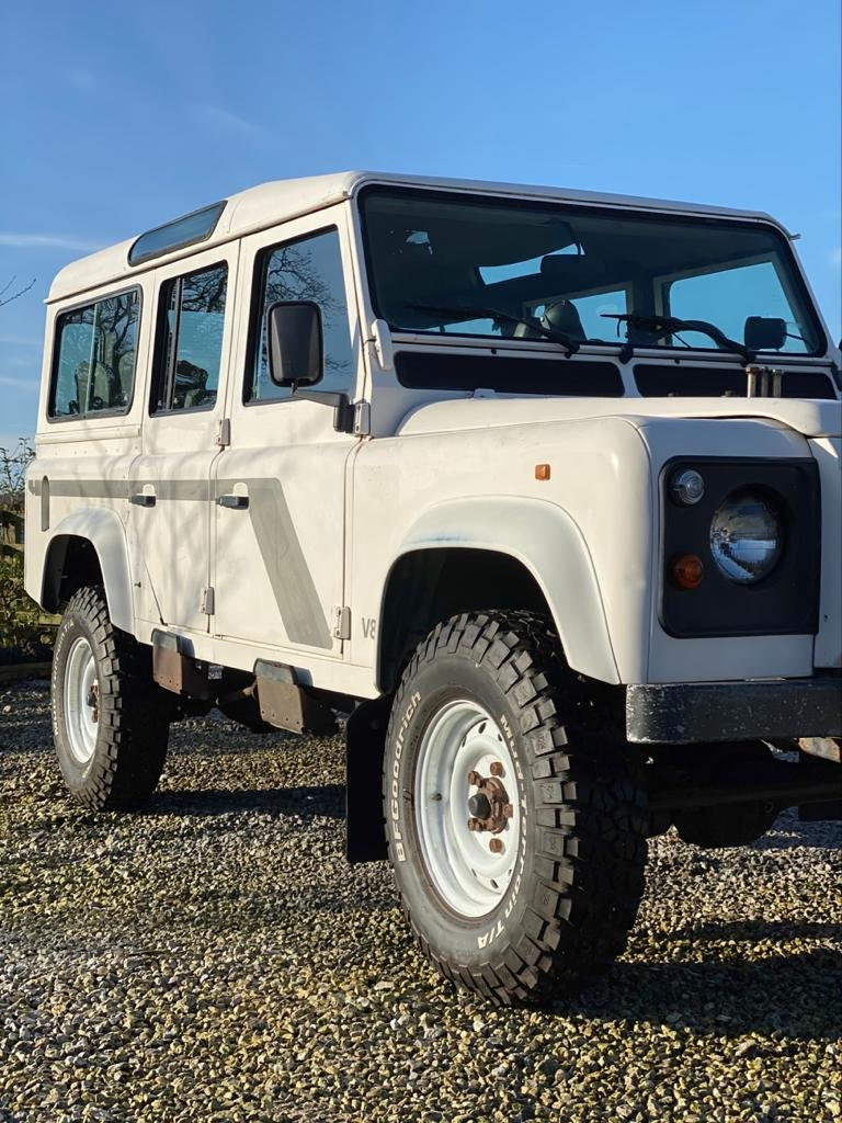 1996 Defender 110 3.5 V8 Left Hand Drive - LOW MILEAGE For Sale (picture 2 of 6)