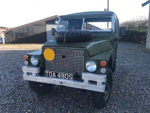 1977 Land Rover® Lightweight *MOT & Tax Exempt* (TOA) For Sale