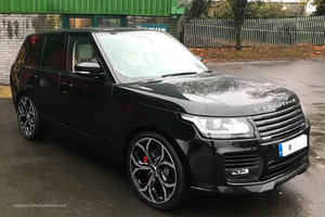 2017 (17) Range Rover Vogue Overfinch – Full Ext Upgrade For Sale
