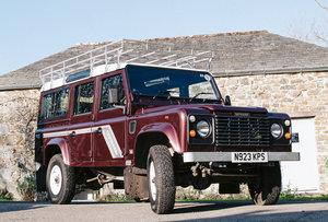 1995 Land rover defender 110 For Sale