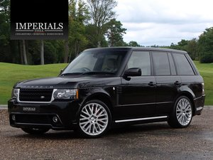 2011 Land Rover  RANGE ROVER  4.4 TDV8 VOGUE RS450 COSWORTH AUTO  For Sale