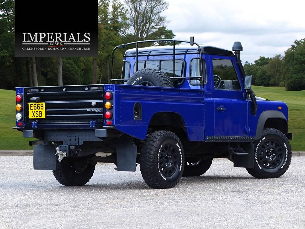 1988 Land Rover  110  4CYL HI-CAP DT  12,948 For Sale (picture 4 of 18)