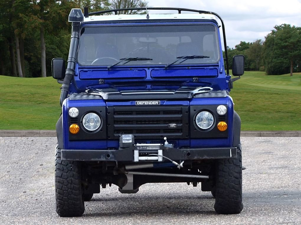 1988 Land Rover  110  4CYL HI-CAP DT  12,948 For Sale (picture 8 of 18)