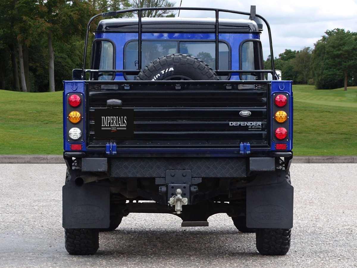 1988 Land Rover  110  4CYL HI-CAP DT  12,948 For Sale (picture 9 of 18)