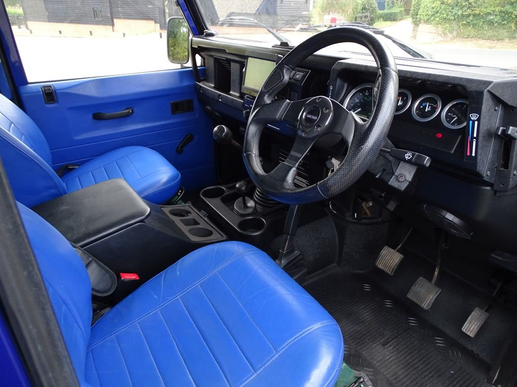 1988 Land Rover  110  4CYL HI-CAP DT  12,948 For Sale (picture 11 of 18)