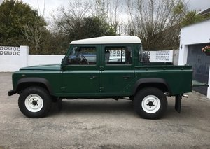 2005 Land Rover defender td5 double cab