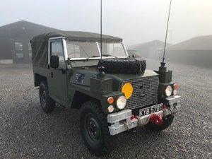 1979 Land Rover® Lightweight (KYB)