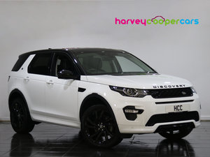 2017 Land Rover Discovery Sport 2.0 TD4 180 HSE Dynamic Lux 5dr A For Sale