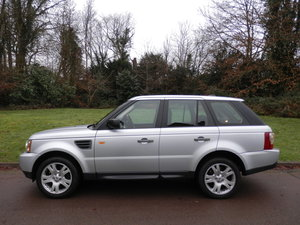 2006 Range Rover Sport V8 HSE.. One Owner.. FSH..Bargain To Clear
