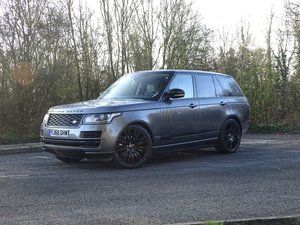 Land Rover  RANGE ROVER  3.0 TDV6 VOGUE EU6 2017 MODEL 8 SPE